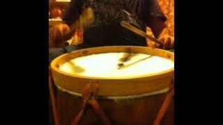 getlinkyoutube.com-Clases de percusión - Bombo leguero - Chacarera 1