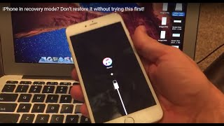 getlinkyoutube.com-iPhone in recovery mode? Don't restore it without trying this first!