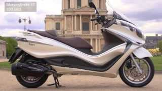 getlinkyoutube.com-Club 14 Scooter - Essai Piaggio X10