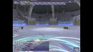 getlinkyoutube.com-FFXI Ark Angel MR (Very Easy) Summoner Solo