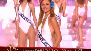 getlinkyoutube.com-Miss France 2007 Swimsuit competition