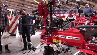 Massey Ferguson at Agritechnica 2015