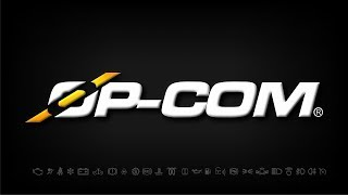 Scanner OP-COM -  Chevrolet/Opel/Vauxhall - Apresentação.