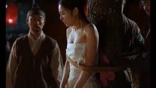 getlinkyoutube.com-[HOT] 구가의 서 - 윤서화(이연희)의 옷을 벗기고 나무에 묶으라하는 천수련(정혜영) 20130408