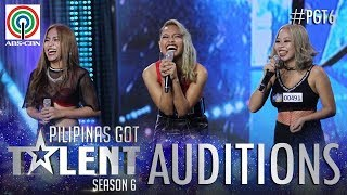 Pilipinas Got Talent 2018 Auditions: Maka Girls - Sing