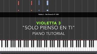 NEW - Violetta 3 -