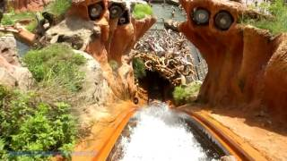 getlinkyoutube.com-Splash Mountain On-ride Front (Complete HD Experience) Magic Kingdom WDW