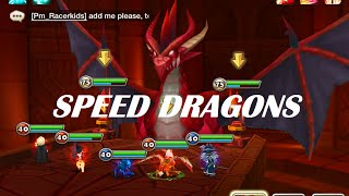 How to..Speed Dragons - Tips & Tricks