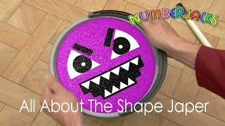 NUMBERJACKS | All About The Shape Japer