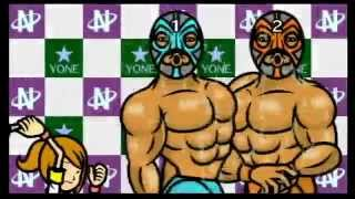 How wrestler Rhythm Heaven should be played