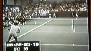 getlinkyoutube.com-Rod Laver vs. Jimmy Connors