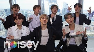 BTS On Having No Friends, Drake And Pokemon   The Noisey Questionnaire Of Life