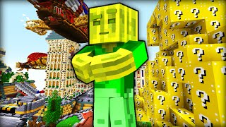 getlinkyoutube.com-CHAOTISCHES Glücksspiel - Minecraft LUCKY Survival Games 4 [Deutsch/HD]
