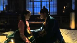getlinkyoutube.com-Jang ok jung romantic scene
