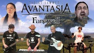 getlinkyoutube.com-Avantasia - Farewell (Full Cover Collaboration)