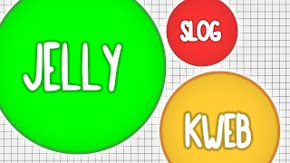 getlinkyoutube.com-BIGGER THAN UNIVERSE!! (Agar.io Funny Moments)