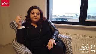 Fazla kilolarından Volkan Kınaş ile kurtuldu