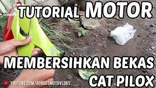 Cara Cepat Menghilangkan Bekas Cat Pilox Tanpa di Kerok