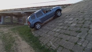 getlinkyoutube.com-Renault Duster 4x4 AT, тест-драйв