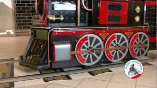 getlinkyoutube.com-Wattman Mini Express train