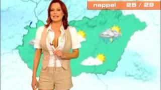 getlinkyoutube.com-very sexy weather news from hungary