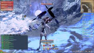 getlinkyoutube.com-[Blade & Soul] Cave of Snowman (Party Play) - Warlock
