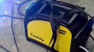 getlinkyoutube.com-ESAB Caddy MIG 200i MIG Welder For Sale at Westermans