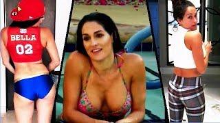 WWE Nikki Bella Hot Sexy Highlights width=