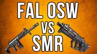 getlinkyoutube.com-Black Ops 2 In Depth - FAL vs. SMR