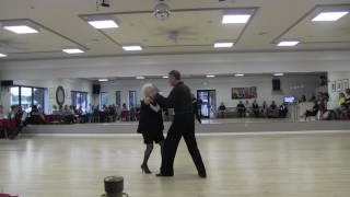 Philis and Michael Argentine Tango Spotlight June 11, 2016