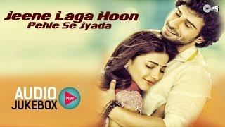 getlinkyoutube.com-Jeene Laga Hoon Pehle Se Jyada - Best Love Songs - Audio Jukebox - Full Songs Non Stop