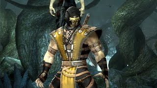 getlinkyoutube.com-MK9 | MK X SCORPION Expert Ladder By Eh SnOwY [No Losses] [PC]