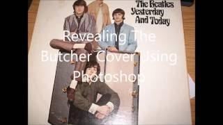 getlinkyoutube.com-Revealing The Beatles Butcher Cover With Photoshop.(No Audio)