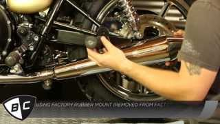 getlinkyoutube.com-Predator Exhaust Installation Video