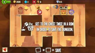 getlinkyoutube.com-King of Thieves Solutions: Group 11 - Base 35 - Layout 2392