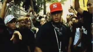 getlinkyoutube.com-Daddy Yankee - Somos De Calle Remix  (Official Video HD)