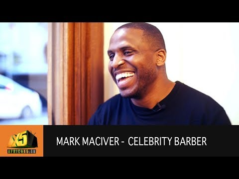 Mark Maciver | Celebrity Barber @slidercuts talks Stormzy / Tinie Tempah / Barack Obama