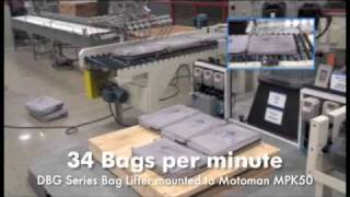 Click to view DESTACO Bag Gripper - 34 bags per minute