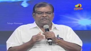 getlinkyoutube.com-Kota Srinivasa Rao Funny Speech -  Attarintiki Daredi Thank You Party - Pawan Kalyan