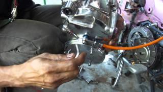 getlinkyoutube.com-ครัชน้ำมัน wcgy ใส่ซี 70 ในไรฟาน 084-7148128