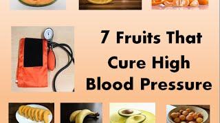 getlinkyoutube.com-7 Fruits That Cure High Blood Pressure