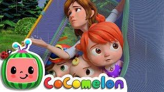 Rain Rain Go Away   Nursery Rhymes & Kids Songs - ABCkidTV width=