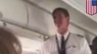 getlinkyoutube.com-デルタ航空の機長、操縦室から締め出しで緊急着陸