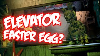 elevator easter egg?! Five nights at freddy's 3