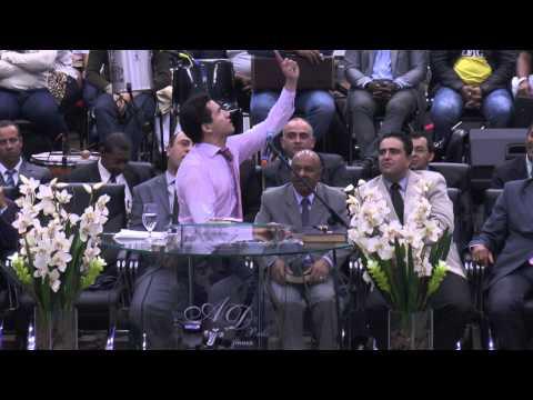 Adbras Jd.Vl.Formosa -- Pregação Pastor Gilmar Fiuza