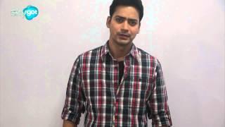 getlinkyoutube.com-Varun Parasar Giving Audition For Hindi Serial - Live Audition