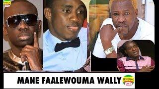Fallewouma Wally Seck , Fii Youssou Ndour Rek moofiy..... , je suis avec Pape Diouf