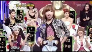 getlinkyoutube.com-2NE1 - Strong Heart Appearence