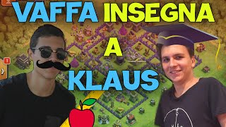 getlinkyoutube.com-CLASH OF CLANS : VAFFA insegna a KLAUS!