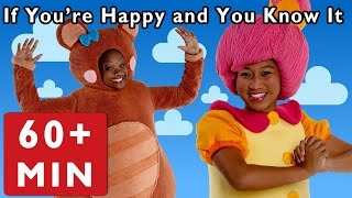 getlinkyoutube.com-If You're Happy and You Know It and More | Nursery Rhymes from Mother Goose Club!